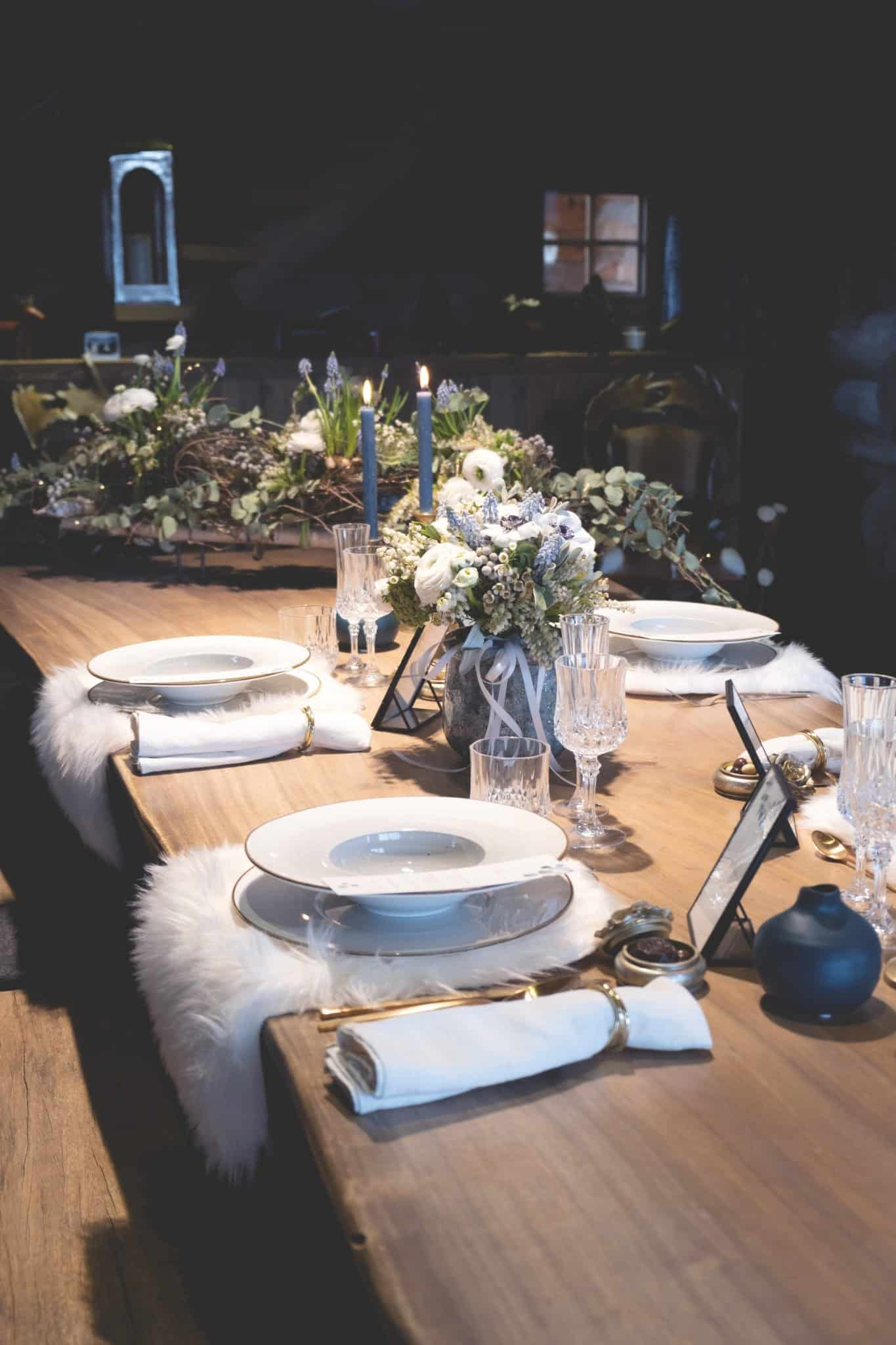 Mariage d'hiver Twist n'Chic Events