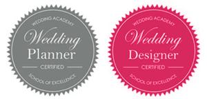 Certification Wedding Planner & Designer