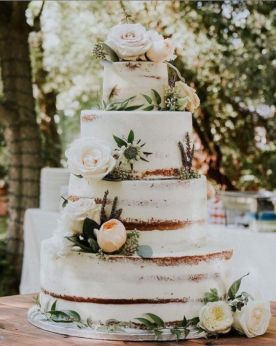 Nude cake Twist n'Chic Events