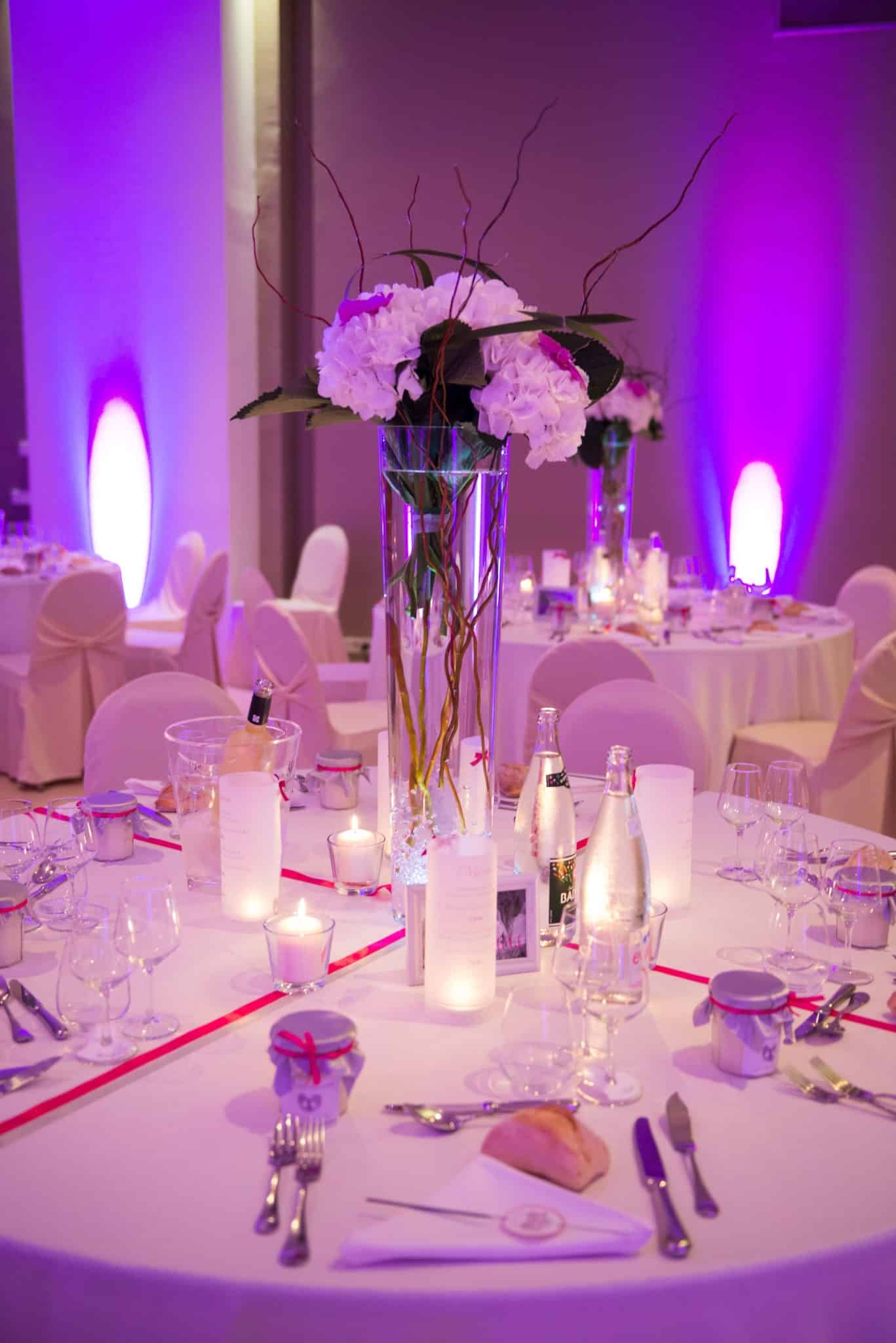 Décoration mariage Twist n'Chic Events