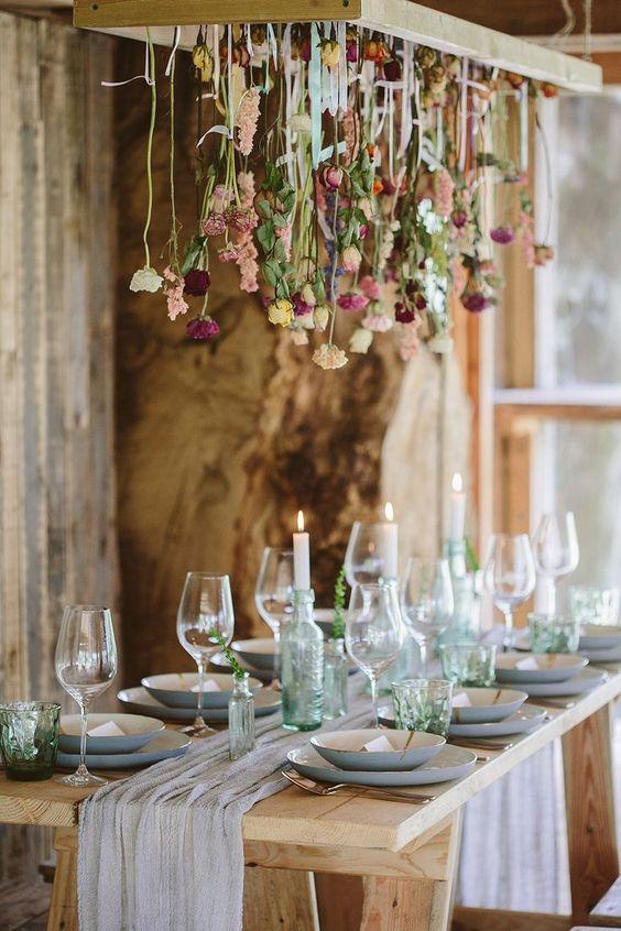 décoration mariage éco responsable