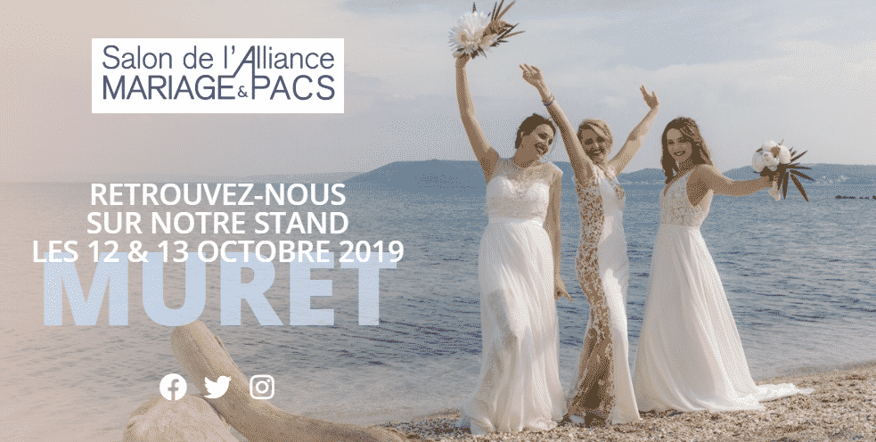 Twist n'ChicEvents au Salon de l'Alliance Mariage et Pacs Muret 2019